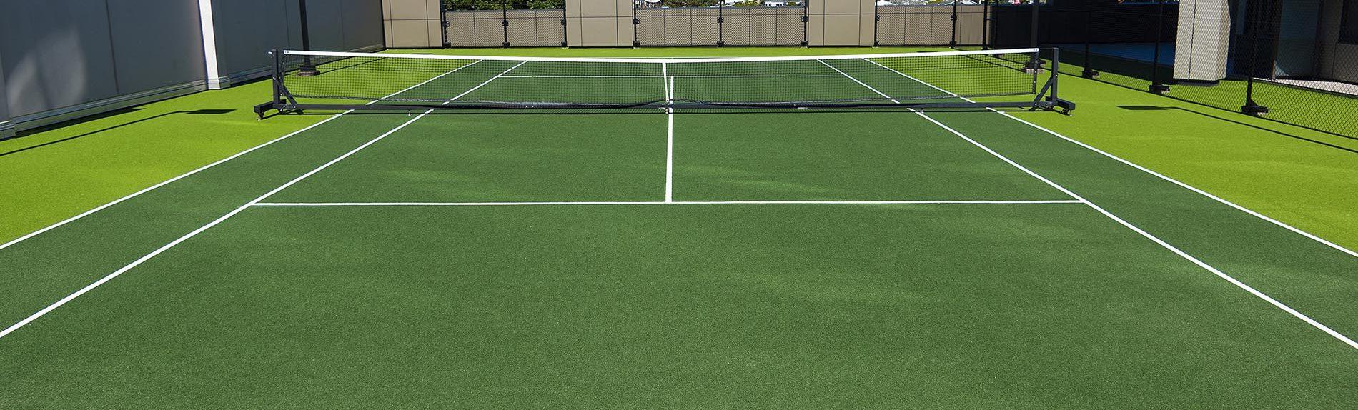 The Spencer Hotel, Takapuna Hotel, Spencer Hotel Tennis Court slidewhow HD