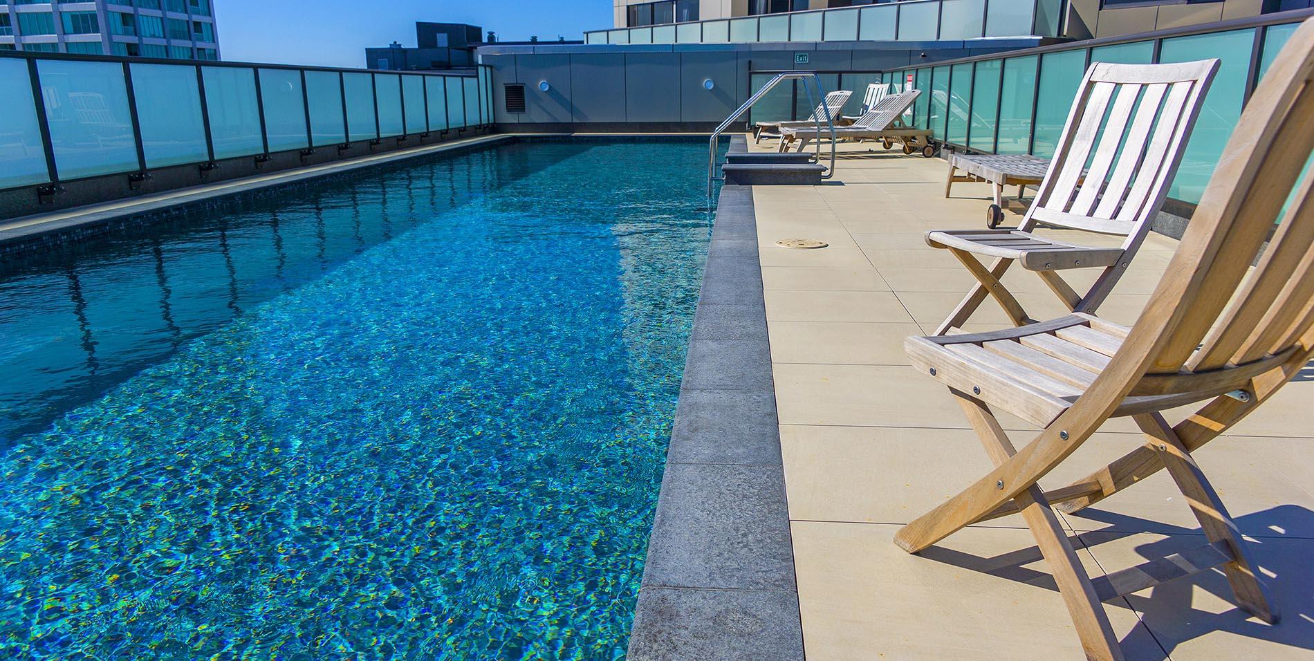 The Spencer Hotel, Takapuna Hotel, Spencer Hotel 25m Lap Pool slideshow HD