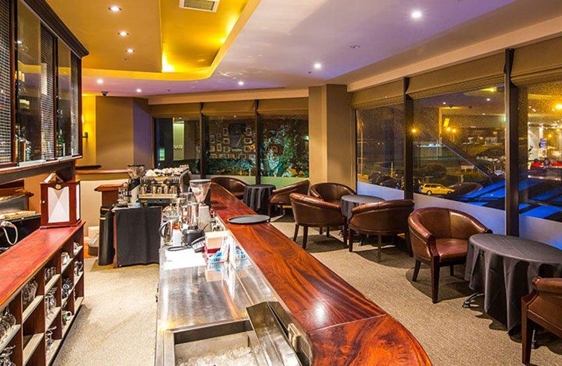 Spencer Hotel Bar