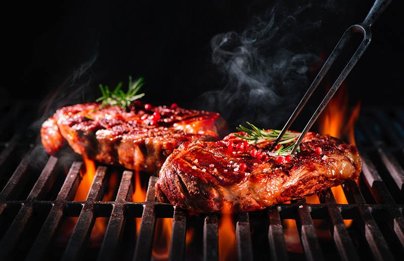 Smoke Pit & Bouy Beef