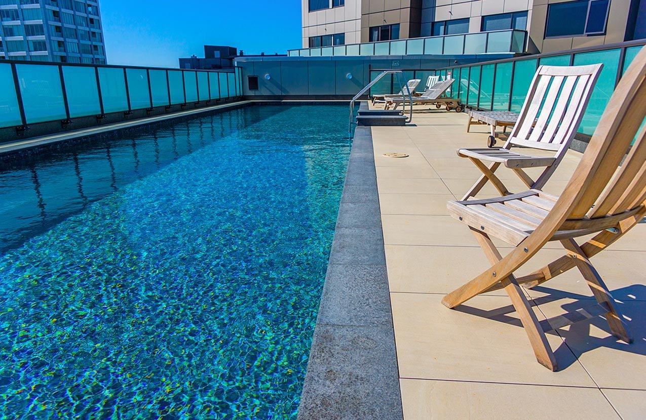 Spencer Hotel 25m Lap Pool 1