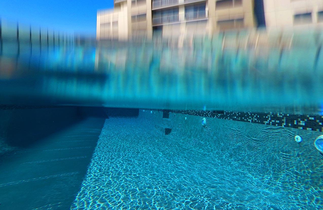 Spencer Hotel 25m Lap Pool 3