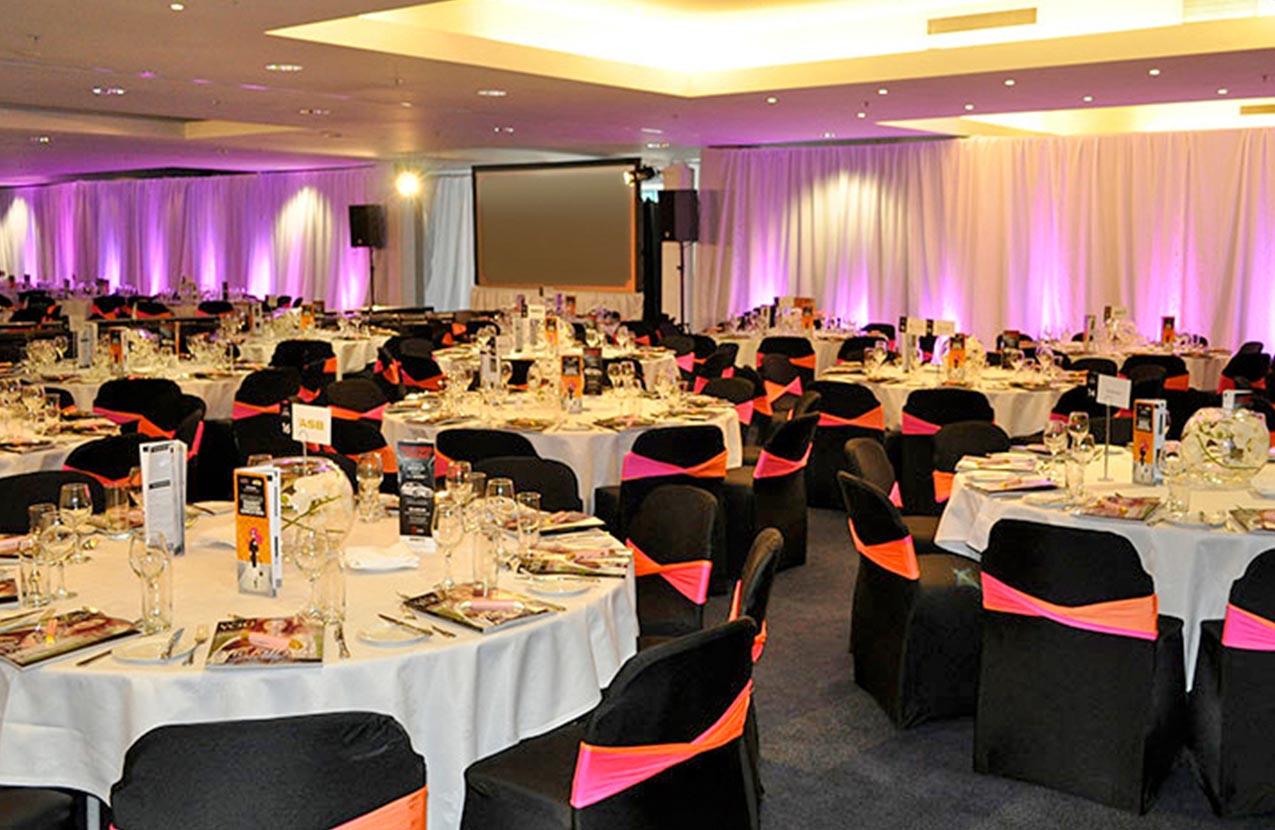 Spencer Hotel Ballroom