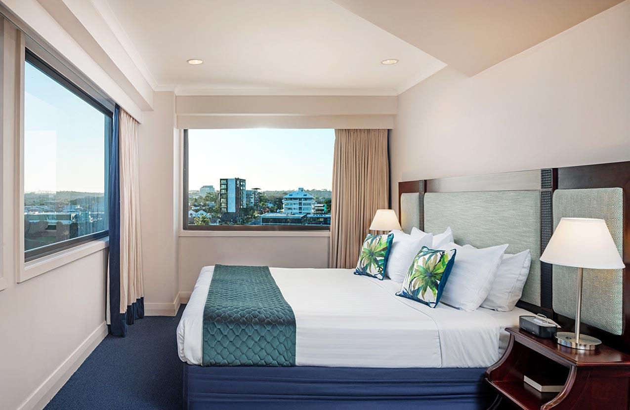 The Spencer Hotel, Takapuna Hotel, Spencer Hotel Family Suite Bedroom