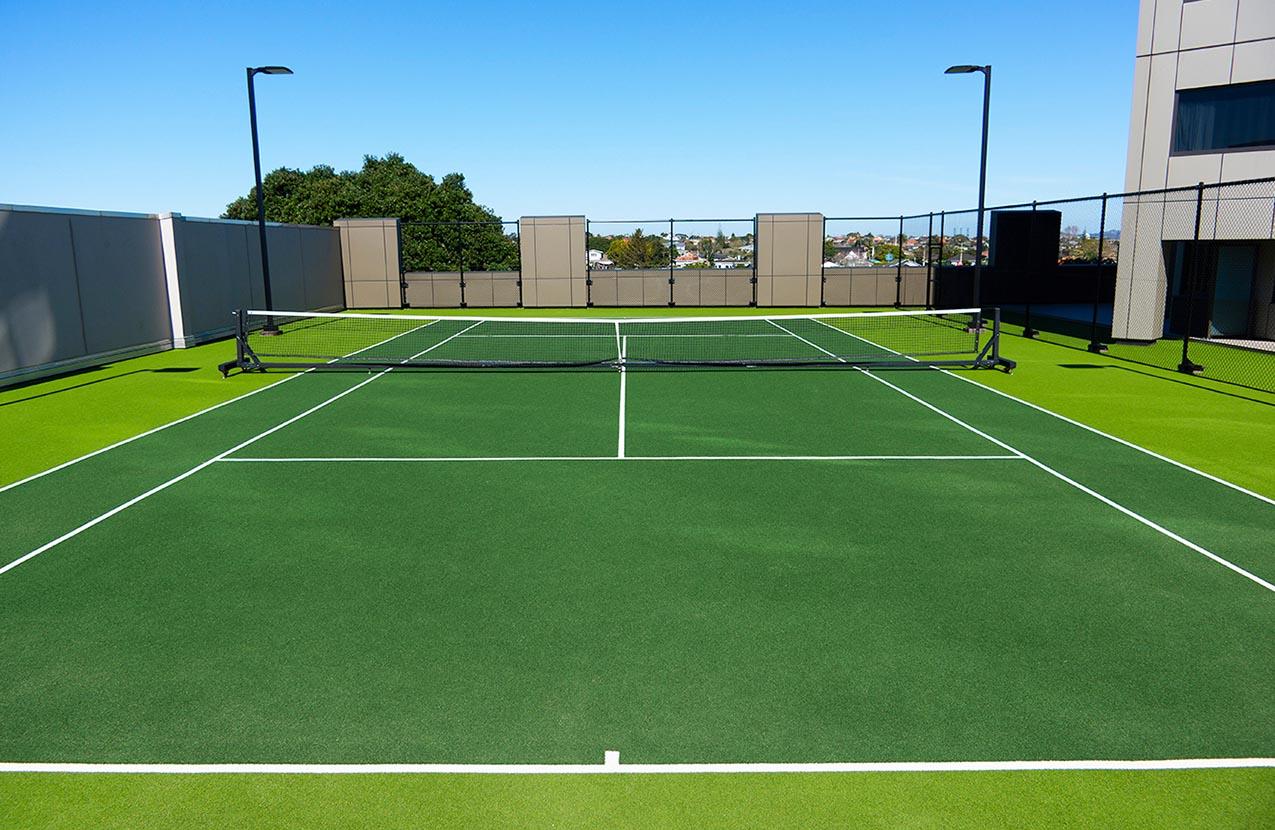 Spencer Hotel Tennis Court 1