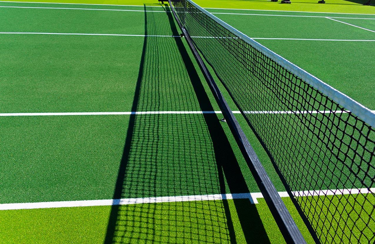 Spencer Hotel Tennis Court 2